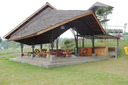 camp hulu cai bogor with mindset adventure outbound training