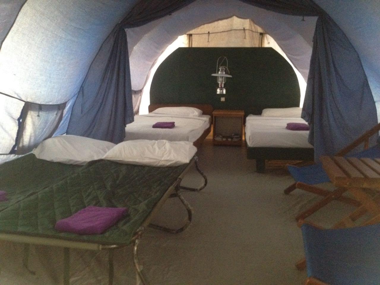 Camping park sari ater oubound