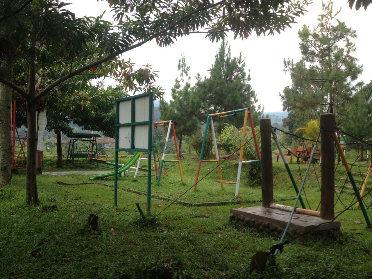 Camping park sari ater mindset training
