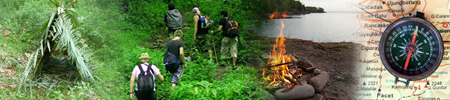 junggle survival training outbound mindset adventure