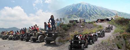 Jeep baris