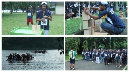 Outbound dan teambuilding TMMIN